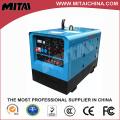 Ce certificación China 500A diesel motor impulsado soldador a la venta