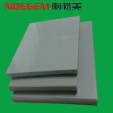 High hardness plastic PP sheet