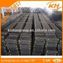 API de perforación de aceite Rod de lengüeta Grado C China KH