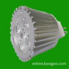 7W 500lm MR16 GU5.3 LED spot light COB 500lmOD:50*47mm CE