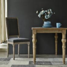 Hochwertige hohe Rückenlehne aus Holz für Esszimmer