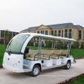 23 места достопримечательности электрический автомобиль, туристический автомобиль с дверью