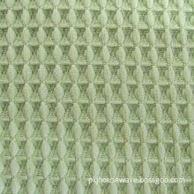 Microfiber Waffle Kitchen Towel, Made of 80% Polyester/20% Polyamide, Weighs 320g