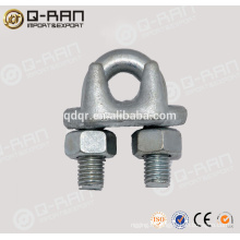 Pince/gréement galvanisé Q-RAN forgé galvanisé pince