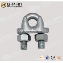Grampo galvanizado/Rigging Q-RAN forjada grampo galvanizado
