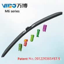 Windshield Wiper Blades for Specific Arm (M6)