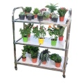 Greenhouse Transport Trolley Cart for Flower