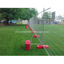 Galvanized Temporary Fence Australia Standard