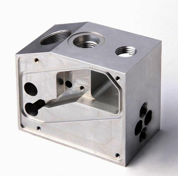 Precision Machining Complex Parts