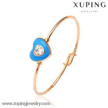 50665 Xuping jóias por atacado encantos bebê pulseira / pulseiras