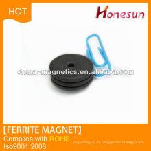 aimants aimants puissants isotrope /ferrite haute qualité
