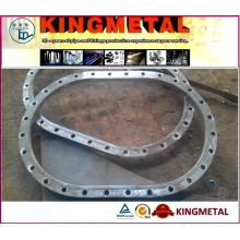 Oval Angle Ring Flanges Oval Pipe Flange