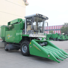 self-propelled sweet corn&maize cutting machine ear picker