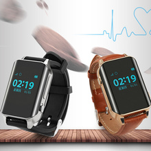 Heart Rate Monitoring Smart Wristwatch Tracker Android
