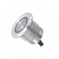 IP67 Waterproof  Piezo Push Button Switch