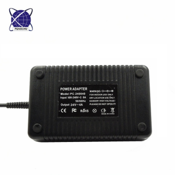 24v 4a desktop power supply