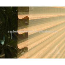 office horizontal shangri-la blinds roller shades