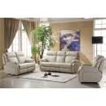 Кожаный кожаный диван из натуральной кожи с электроприводом (D841)