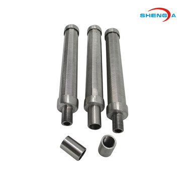 Johnson Screen Strainer Pipe per il trattamento delle acque