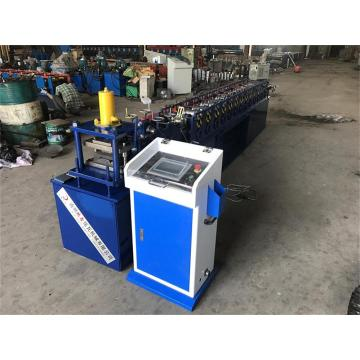 Roller Shutter Door Frame Cold Roll Making Machine