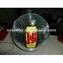 Atractivo brillo de Navidad bola de discoteca