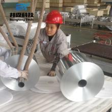 Alta calidad suave O H14 H18 H22 H24 H26 aleación de papel de aluminio por cable con precio bajo