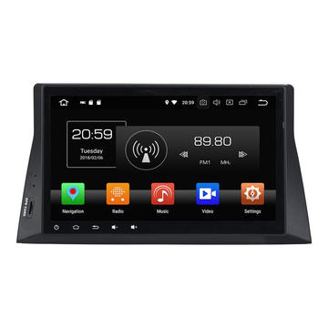 Navigatie Multimedia Player Car Stereo voor Accord 8