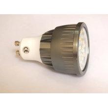 Melhor vendedor 2014 6W GU10 3014 SMD Luz de bulbo do diodo emissor de luz