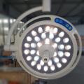 Suspended elegant surgical LED lamp