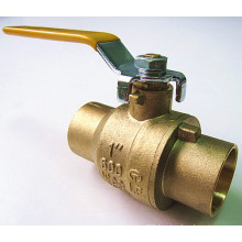 fully solder ball valves with lead free (sweat*sweat) lower price CUPC