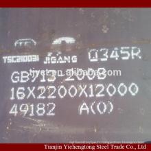 Chaudière et cuve en acier sous pression SA516 Gr.60 Q345R