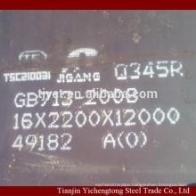 Boiler and Pressure vessel steel plate SA516 Gr.60 Q345R