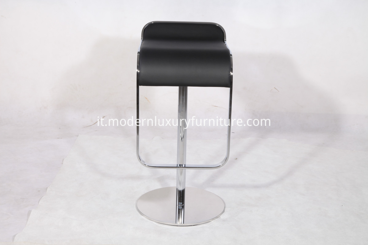 lem stool in leather