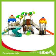 New Design Ice Cream Roof Park Structures Playground Equipment