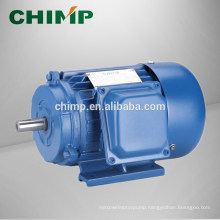 Y series three-phase cast iron casing Y132S 2 pole asychronoous AC electric motor made by CHIMP