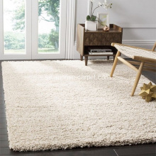 Polyester Soft Thick Yarn Carpet