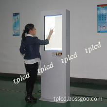 outdoor interactive lcd display