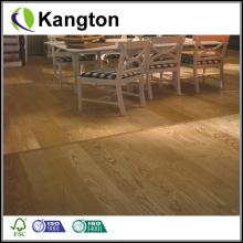 Antique Hand Scraped Solid Oak Wood Floor (wood flooring)