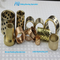 manganese bronze bearing,SPB506060 Bearing Bushing,oiles sleeve bushing bearing