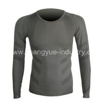 popular design mens training sports wear for elastic underwear with high quality