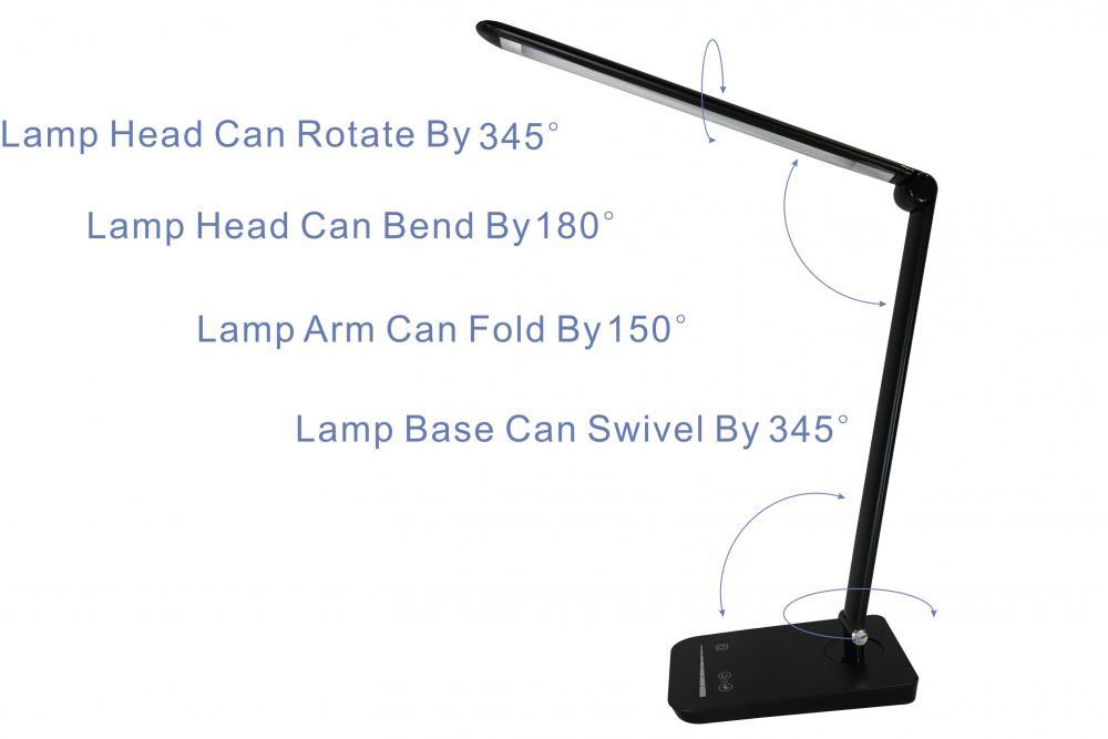 Lâmpada LED recarregável com bateria