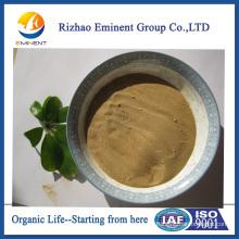 Fertilizante orgánico origen vegetal aminoácido quelato microelemento múltiple