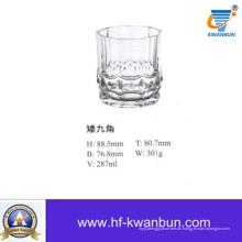 Glas Tasse Glaswaren Form Glas Cups Kb-Hn0798