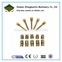 Custom Tattoo Binding Post Assembly Brass Contact Tattoo Machine Spring Screw Binding Post