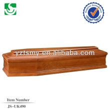 caixão de cremação económica com escultura