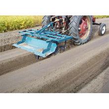 Equipo de camaras Shapers de cama Ridging Plough para la plantación de mandioca