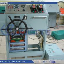 high quality four cylinder type hydraulic steering gear(USC-11-006)