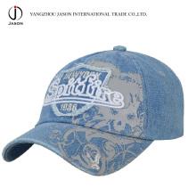 Denim Baseball Cajp Jeans Sport Cap Lavado Gorra de béisbol Golf Cap Fashion Cap