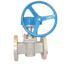 Sleeve Type Plug Valves