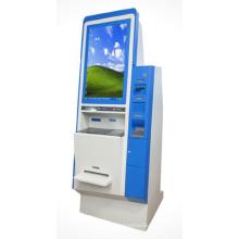 Kiosque d'information de 32inch / kiosque d'hôpital / kiosque de distributeur de carte